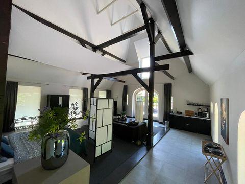 Luxe gastenverblijf in Zwolle met sauna