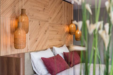 Luxe kamer in Zeeland direct aan de boulevard