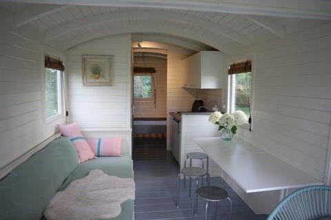 Buitenleven in een Pipowagen in Gelderland