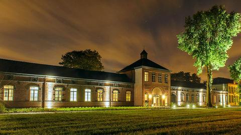 B&B in historische gebouw in België