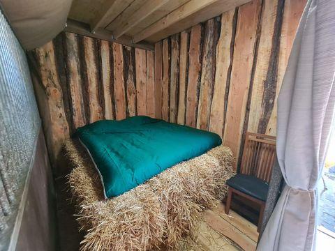 Slapen in een omgebouwde paardenstal