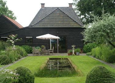 Landelijk overnachten met privé sauna