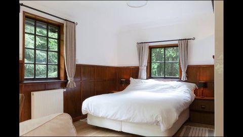 Romantisch boshuisje op Veluws landgoed