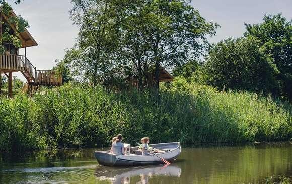 Unieke overnachtingen in Nederland en België