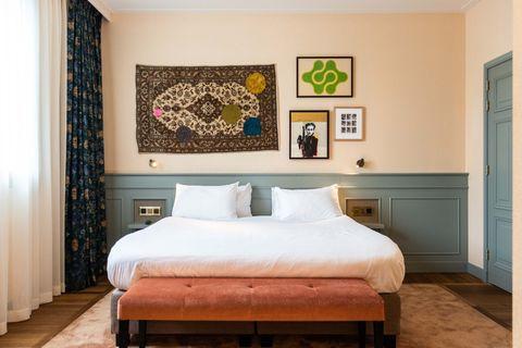 Design hotel in hartje Amsterdam