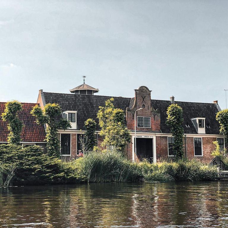 Knus vakantiehuisje vlakbij Amsterdam
