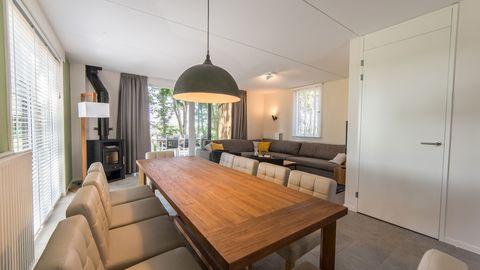 Luxe vakantiehuis voor 10 personen in Limburg