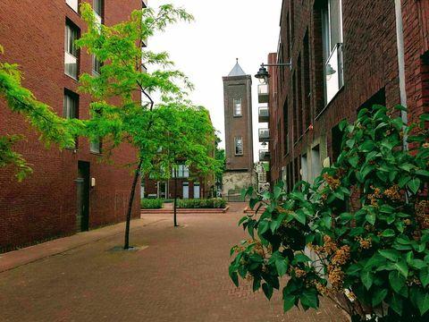 Het kleinste woontorentje van Nederland