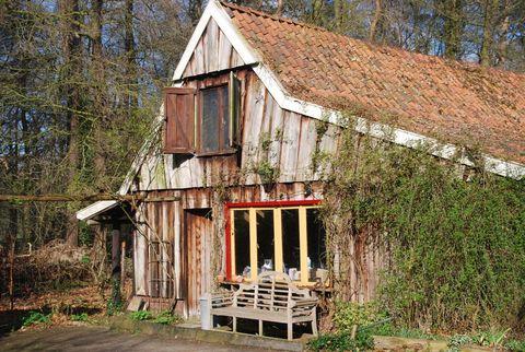 Prachtig natuurhuisje als in een sprookje