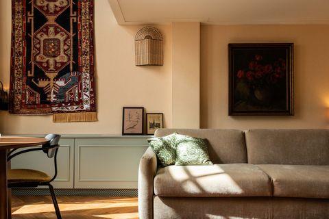Luxe design kamer in bijzonder hotel